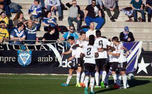 Partido tranquilo para el Valencia Mestalla