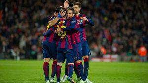 FC Barcelona - Espanyol: puntuaciones FC Barcelona, 14ª jornada de la Liga BBVA