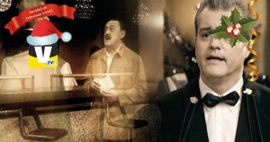 Navidad en TV: Ramón García y su capa se cuelan en 'Aída'