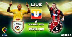 Cúcuta vs Real Cartagena, Cuadrangulares de Ascenso en vivo y en directo online