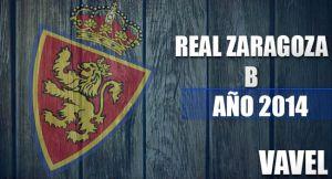 Real Zaragoza B 2014: un año casi perfecto