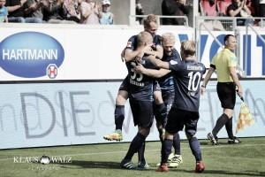 Heidenheim supera Kaiserslautern e sobe para vice-liderança da 2. Bundesliga