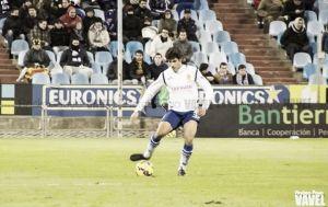 El zaragocista Jesús Vallejo, convocado por la Selección Española Sub-19