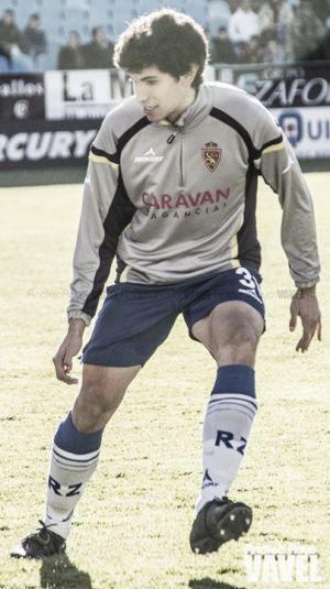 Vallejo, convocado para entrenar la semana que viene con la Sub-19