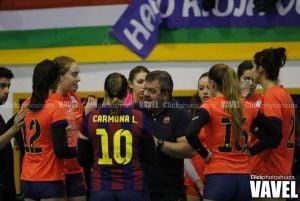 CVB Barça - Feel Volley Alcobendas: solo vale ganar