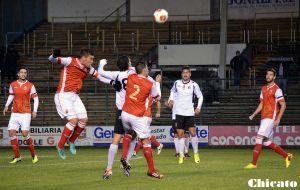 Se busca delantero, razón Burgos CF