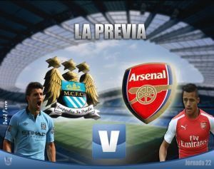 Manchester City - Arsenal: objetivos enfrentados
