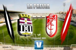 FC Cartagena - Granada B: vuelve el fútbol al Cartagonova