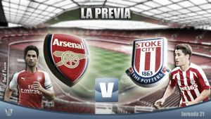 Arsenal - Stoke City: revancha o sorpresa