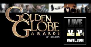 Globos de Oro 2015 en vivo y directo