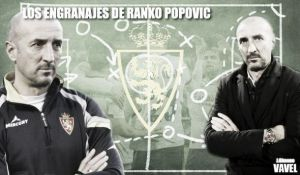 Los engranajes de Ranko Popovic: Girona - Real Zaragoza