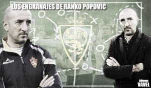 Los engranajes de Ranko Popovic: Real Zaragoza - Alavés