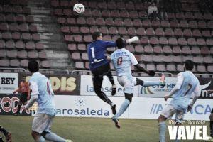 Fotos e imágenes del Compostela 0-2 CYD Leonesa, 21ª jornada de Segunda División B Grupo I