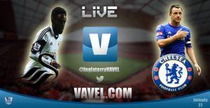 Swansea City vs Chelsea en vivo y en directo online (0-5)