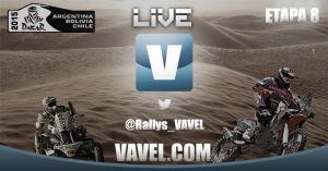 Rally Dakar 2015 en vivo: 8ª etapa en directo