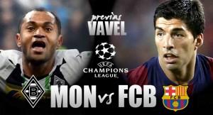 Barcelona enfrenta Gladbach pela Champions buscando espantar fantasma de alemães