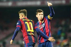 Messi-Neymar: sociedad ilimitada