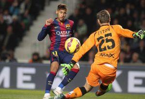 """Neymar Jr: """"Estoy muy contento por todo"""""""