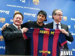 El FC Barcelona y Baruel presentan un acuerdo de patrocinio