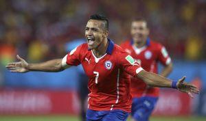 Il talento della Roja alla conquista della Copa America