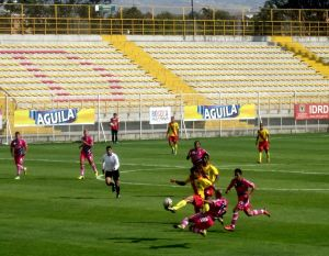 Expreso Rojo - Bogotá FC: duelo de necesitados