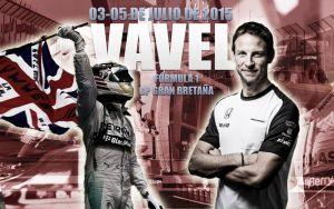 Resultado Carrera del GP de Gran Bretaña de Fórmula 1 2015