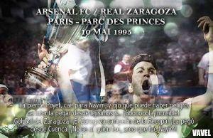 Resultado Real Zaragoza vs Arsenal (2-1)