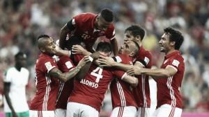 Previa jornada 2 de la Bundesliga 2016/2017
