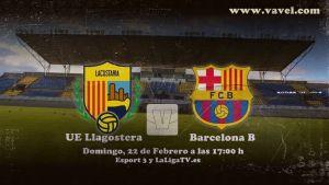 Llagostera - Barcelona B: los gerundenses, a seguir con la buena racha
