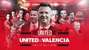 El Valencia se medirá al Manchester United
