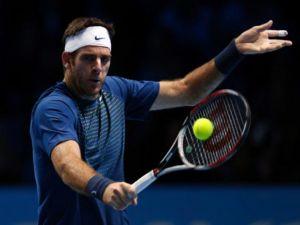 Del Potro cayó ante Djokovic y se jugará la clasificación contra Federer