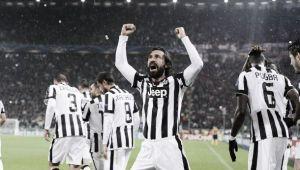 """Juventus, Pirlo elogia Allegri: """"Il mister ci ha dato la tranquillità necessaria per vincere in Champions"""""""