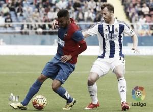 Resumen Levante 3-0 Real Sociedad en La Liga 2017