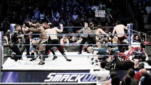 Smackdown 21/11/17: sigue la revolución femenina; Kevin Owens y Sami Zayn se salen con la suya