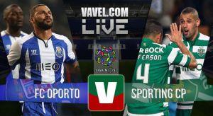 FC Porto vs Sporting de Portugal, Liga NOS en vivo y en directo online (3-0)