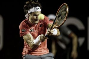 David Ferrer vence en el duelo español a Gimeno-Traver