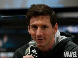 """Messi: """"El equipo quiso cambiar y lo consiguió"""""""