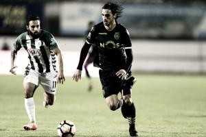Vitória nas meias da Taça CTT: penalidade polémica elimina Sporting