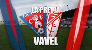 La Roda CF - Granada CF B: tres puntos para objetivos distintos
