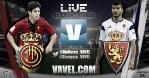 Resultado Mallorca vs Real Zaragoza en vivo (3-2)