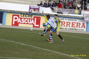 La Arandina empata a todo frente al Palencia