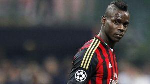 Balotelli veut quitter l'AC Milan