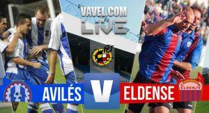 Resultado Real Avilés - Eldense (1-4)