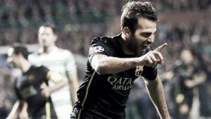 """Fábregas: """"Hemos hecho el partido más completo de la temporada"""""""