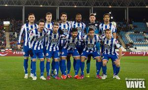 UD Almería – Deportivo de la Coruña: puntuaciones del Deportivo, jornada 25 de la Liga BBVA