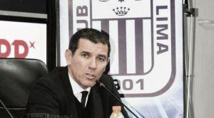 Alianza Lima desmintió tener negociaciones para buscar director técnico