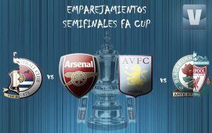 El Arsenal se medirá a Bradford o Reading en la semifinal de la FA Cup