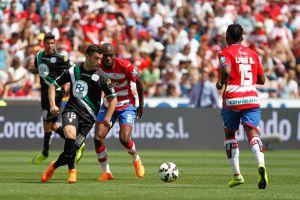 El Granada enlaza dos victorias consecutivas por primera vez esta temporada