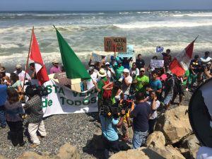 La Costa Verde: Un centro histórico en peligró