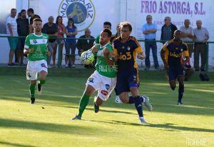 El Atlético Astorga finaliza su preparación